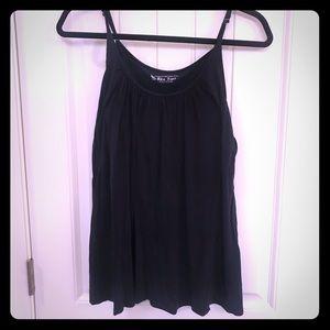 Navy Blue Victoria's Secret Bra Top
